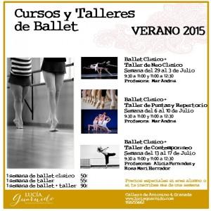 clases y talleres ballet Julio 2015 3