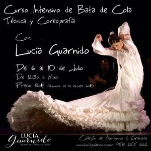 curso de verano 2015 Bata Lucia